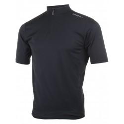 Koszulka ROGELLI BASE kr.r czarna XL