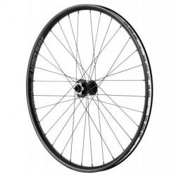 """Koło 27,5"""" przednie, Dartmoor Rider Boost, 110x15mm, 32 otwory, czarne anodowane"""