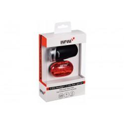 Lampa p+t /bateryjna/ INFINI ZESTAW LUXO & VISTA SET + baterie