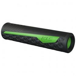 Chwyty kier. KELLYS KLS ADVANCER 130mm zielone /green 020/