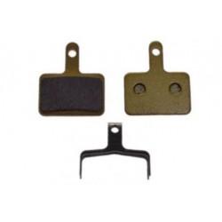 Klocki ham. tarczowego metaliczne do Shimano B01S M525/M515/M475/C501/C60