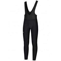 Spodnie z szelkami długie ROGELLI BASIC DE LUX + wkładka czarne XXL