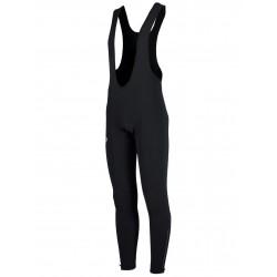 Spodnie z szelkami długie ROGELLI TAVON + wkładka ocieplane czarne XL