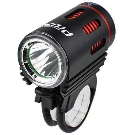Lampa przednia PROX AVIOR I CREE 1000lum akumulator