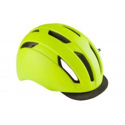 Kask KELLYS TOWN CAP M/L neon lime
