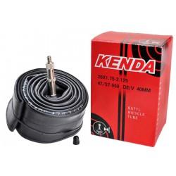 Dętka 26 x 1,75/2,125  KENDA DV-40mm