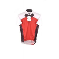 Koszulka SHIMANO krótki rękaw czerwona S