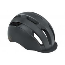 Kask rowerowy KELLYS TOWN CAP S/M czarny matowy