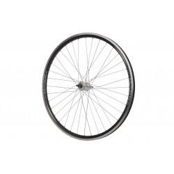 Koło rowerowe Kands 28 tylne pod wolnobieg, wzmacniane, aluminiowe, czarne