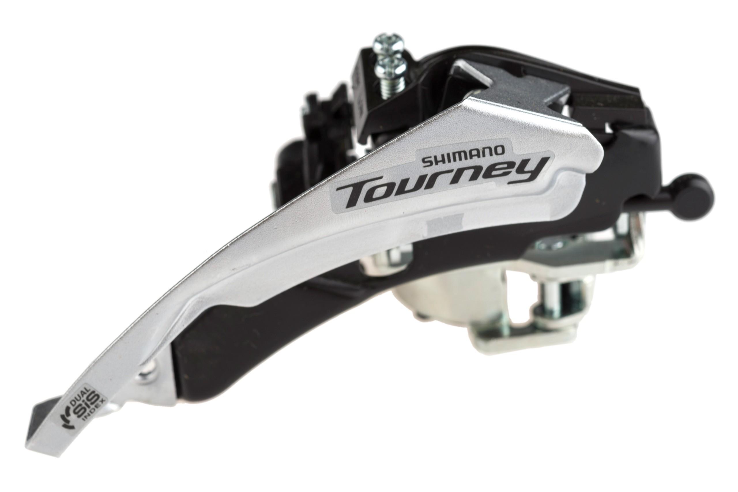 Przerzutka przednia SHIMANO Tourney FD-TY500 31,8 mm/34,9 mm