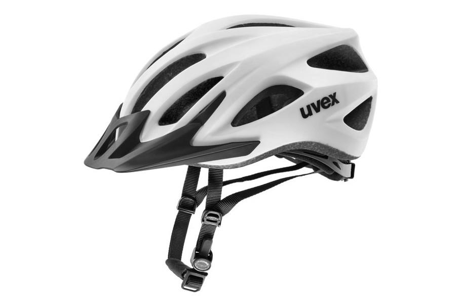 Kask UVEX Viva 2 - biały mat  M 52-57cm