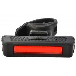 Lampa tylna akumulatorowa 16-led wodoodporna akumulator USB