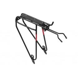 Bagażnik rowerowy 28 KROSS URBANRACK pod sakwy czarny