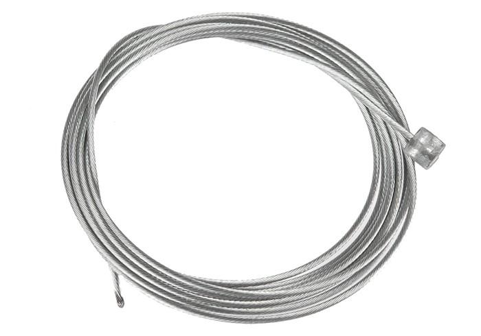 Linka hamulca tylnego INOX nierdzewna 1700 mm