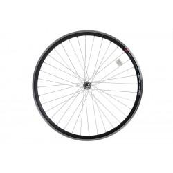 Koło rowerowe 28 przednie aluminiowe wzmacniane SWIFT ARRIV łożyska maszynowe czarne