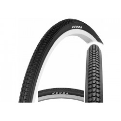 Opona rowerowa 27 x 1 1/4  KENDA K-103 czarna