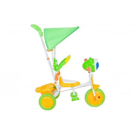 Rowerek dziecięcy trójkołowy ARTI Motocykl 260 C zielony