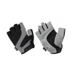 Rękawiczki rowerowe ACCENT Apex M czarno-szare