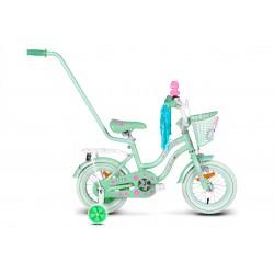 Rower 12 MEXLLER SISI miętowy