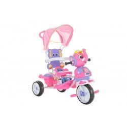 Rowerek dziecięcy trójkołołowy ARTI Słonik A-14 różowy