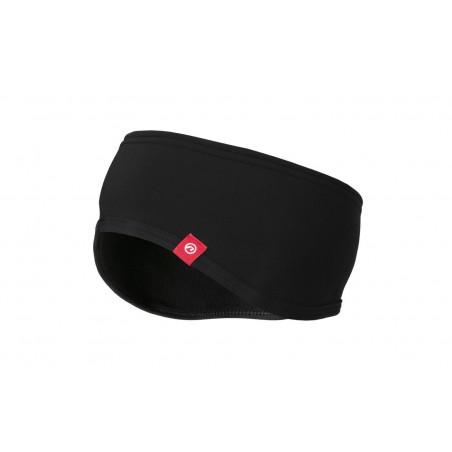 Opaska sportowa na głowę ACCENT Bora L/XL czarna