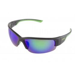 Okulary UVEX Sportstyle 215 czarno-zielone