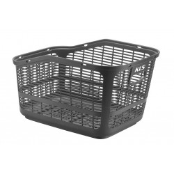 Koszyk na bagażnik palstik KELLYS LOAD - tył - czarny