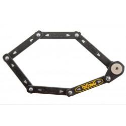 Zamknięcie ONGUARD Link Plate Lock K9 COMBO SKŁADANE 8116 - 75cm