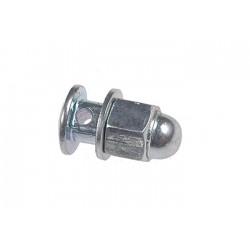 Śruba hamulca z otworem M5  /mocow. linki/