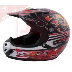 Kask motocyklowy ZEUS ZS901 /cross/ L