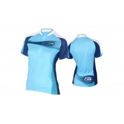 Koszulka KELLYS FAITH krótki rękaw blue - M