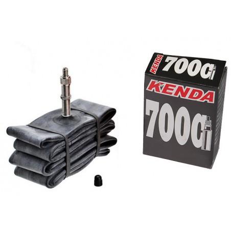 Dętka 28 x 1,75 (700 x 28/45C)  KENDA DV-35mm