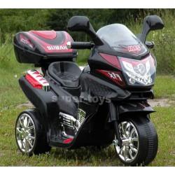 Motocykl TOYS C-119 na akum. czarny