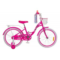 Rower 20 MEXLLER VILLAGE różowy