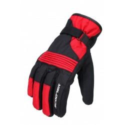 Rękawice moto RETBIKE SCOOTER red -S