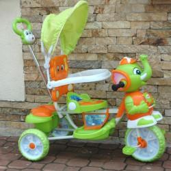 Rowerek trójkoł. ARTI Słonik A-12 zielony