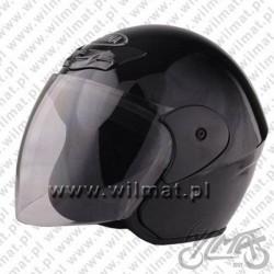 Kask moto. AWINA TN-8661 /otwarty/czarny S