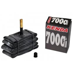 Dętka 28 x 1 3/8 (700 x 28/45C) KENDA AV-48mm