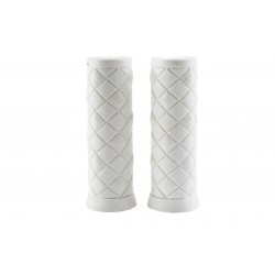 Chwyty KARO 90mm ELA GripShift BRAT białe