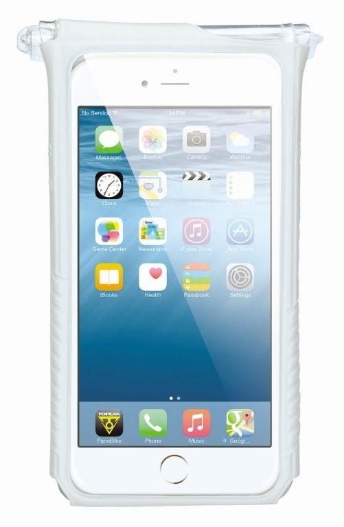 c48721017845 Pokrowiec na telefon TOPEAK DRYBAG Iphone 6 Plus biały - Sakwy - Mi...