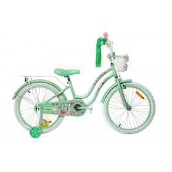 Rower 20 MEXLLER SISI miętowy