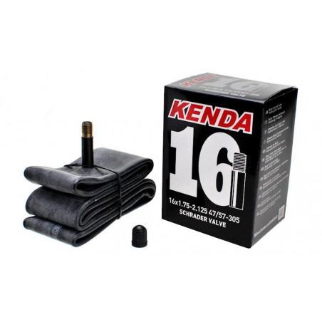 Dętka 16 x 1,75/2,125 KENDA AV-30mm