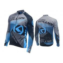Bluza KELLYS PRO Race długi rękaw blue 2017 XXL