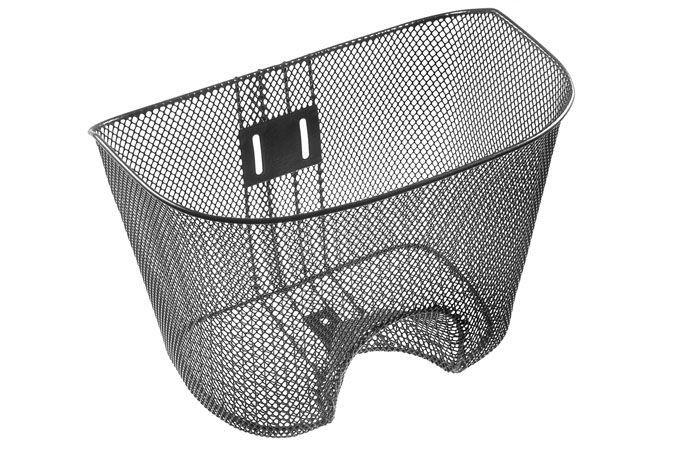 Koszyk na kierownicę siatka ze wspornikiem HT-112 do lampy