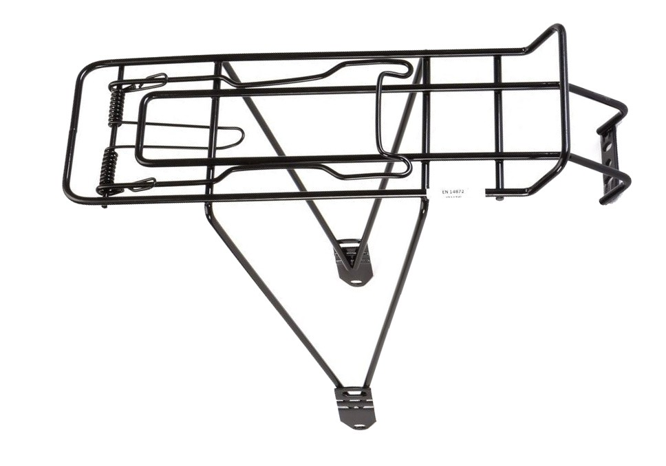 Bagażnik rowerowy 24'' ATB  2-SD czarny