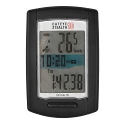 Licznik rowerowy bezprzewodowy CATEYE STEALTH 10 CC-GL10