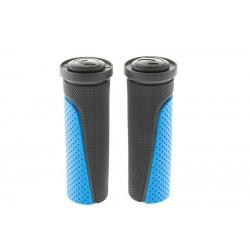 Chwyty ACCENT COMET 2D 92mm czarno-niebieskie