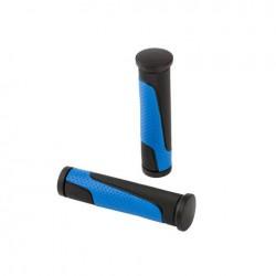 Chwyty ACCENT COMET 2D 125mm czarno-niebieskie
