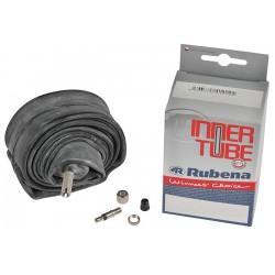 Dętka 26 x 1 x 1 3/8  27,5 x 1,/1,50 RUBENA DV-35mm