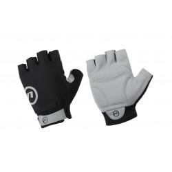 Rękawiczki ACCENT BLACKY L czarno-szare